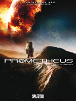 PROMETHEUS 3 - Exogenesis