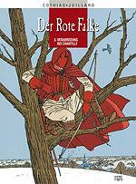 Der rote Falke 3 - Verabredung bei Chantilly