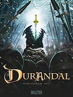 DURANDAL  - Die bretonische Mark - Buch 1