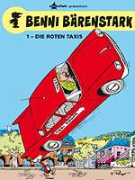 Benni Bärenstark 1 - Die roten Taxis