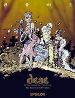 deae - eriks deae ex machina 2 - Der Plan der Göttinnen