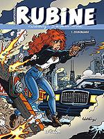 RUBINE - Gesamtausgabe 1 - Zeugenjagd