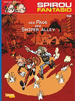 Spirou + Fantasio 52 - Der Page der Sniper Alley