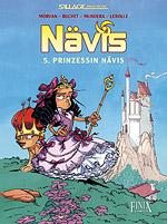 NÄVIS 5 - Prinzessin Nävis