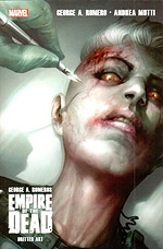 GEORGE A. ROMEROS EMPIRE OF THE DEAD - DRITTER AKT