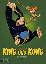 KING UND KONG - Gesamtausgabe 1