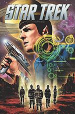 STAR TREK - Comicband 12 - Die neue Zeit 7