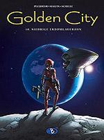 GOLDEN CITY 10 - NIEDRIGE ERDUMLAUFBAHN