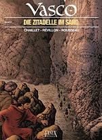 VASCO - Band 27 - DIE ZITADELLE IM SAND