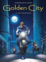 GOLDEN CITY 11 - Die Flüchtigen