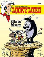 LUCKY LUKE 96 - Mitten ins Schwarze
