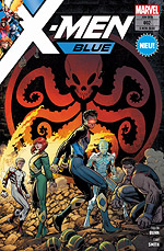 X-MEN – BLUE 2 - WIDERSTAND