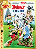 ASTERIX DER GALLIER - Jubiläumsausgabe