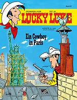 LUCKY LUKE 97 - Ein Cowboy in Paris