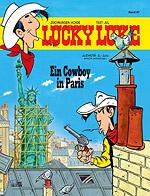 LUCKY LUKE 97 - Ein Cowboy in Paris