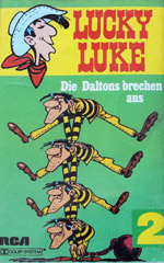 LUCKY LUKE – Die Daltons brechen aus – Hörspiel 2