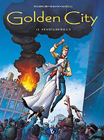 GOLDEN CITY 12 - STADTGUERILLA