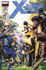 X-MEN BLUE 3 - Auf der Suche nach der Zeit