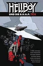 HELLBOY UND DIE B.U.A.P. 1954