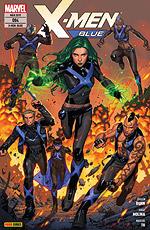 X-MEN BLUE 4 - ZU DEN WAFFEN!
