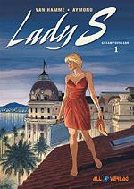LADY S - GESAMTAUSGABE 1