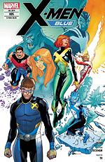 X-MEN: BLUE 5 – DIE LETZTEN TAGE DES SOMMERS