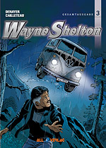 WAYNE SHLETON Gesamtausgabe 3