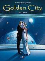 Golden City 13- AMBER