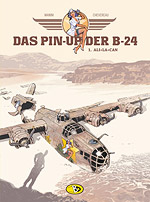 DAS PIN-UP DER B-24 - Band 1 - ALI-LA-CAN