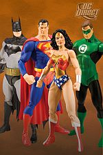 DC - Alex Ross Figuren