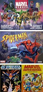 Comic Spiele