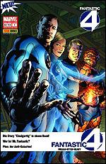 Fantastic Four 1 - Einzigartig