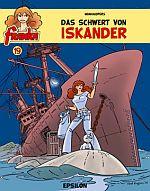 Franka 19 - Das Schwert von Iskander