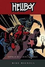 Hellboy 3 - Batman/Hellboy/Starman