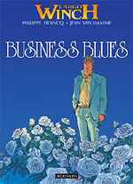 Largo Winch 4 - Business Blues
