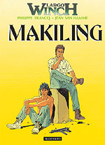 Largo Winch 7 - Makiling