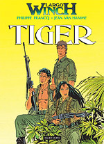 Largo Winch 8 - Tiger