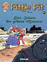 Pittje Pit 2 - Der Schatz der grünen Monster