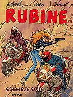 Rubine 10 - Schwarze Serie