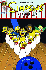 Simpsons Comics 139