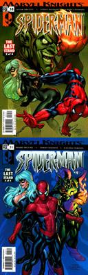 Spider-Man Marvel Knights