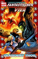 Die Ultimativen Fantastischen Vier 1 - Präsident Thor